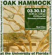 Oak Hammock March 30, 2012